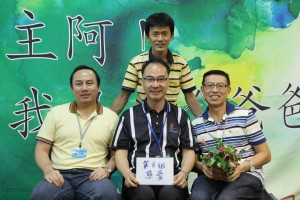 2014_05_24~05_31_14th Singapore Father School (11th in Chinese) – Team Photos